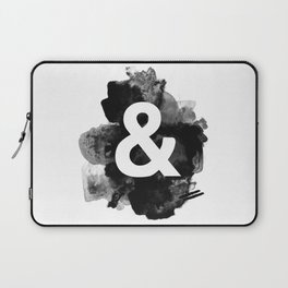 Ampersand Paint Laptop Sleeve