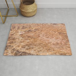 Layered - Abstract Nature Photography Rug
