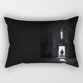 A new discovery Rectangular Pillow