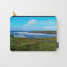 Photo, Spanish Point, Ireland Carry-All Pouch