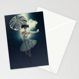 Columbina moonlight Stationery Cards