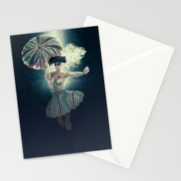Columbina moonlight Stationery Cards
