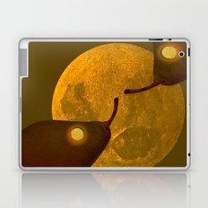 les mots d'amour sous la lune   (The words of love under the moon) Laptop & iPad Skin
