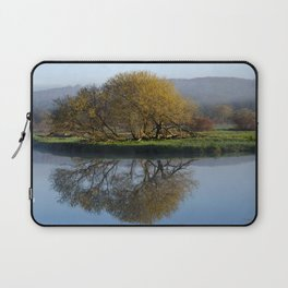 Tree Reflection Landscape Laptop Sleeve