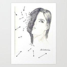 Digitized Art Print