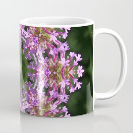 Constellation of Verbena flowers mandala Verbena bonariensis 1829 k2 Coffee Mug