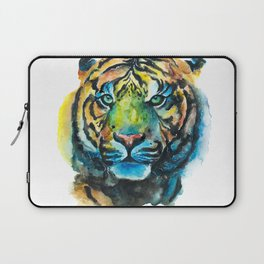 Tiger Watercolor Laptop Sleeve