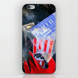 Fresh Nuked Popcorn iPhone Skin