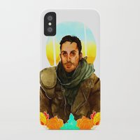 mad max iPhone & iPod Cases featuring Mad Max by chazstity