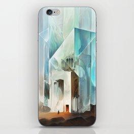 The Crystal-Flesh Hermitage iPhone Skin