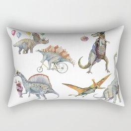 PARTY OF DINOSAURS Rectangular Pillow