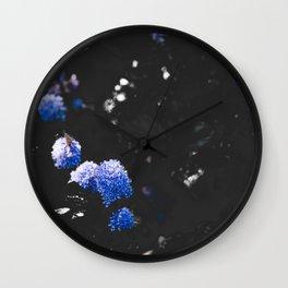 Purple Life Wall Clock