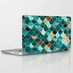 REALLY MERMAID Laptop & iPad Skin