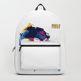 RF Roger Federer Tennis Backpack
