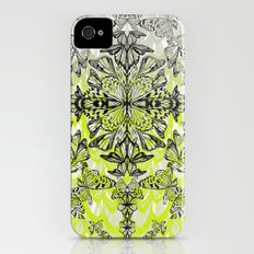 Butterfly Tail iPhone (4, 4s) Slim Case
