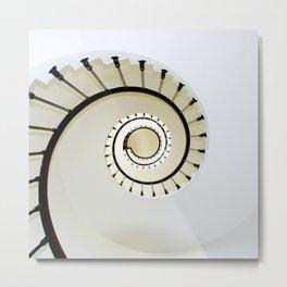 Spiral 88 Metal Print