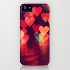 Love LIGHTS iPhone (5, 5s) Slim Case