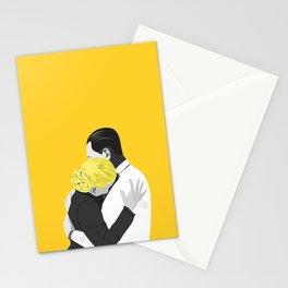Eva y Juan Stationery Cards