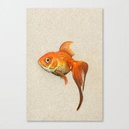 """""""Goldie"""" Canvas Print"""