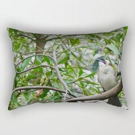 Chinese Bulbul I Rectangular Pillow