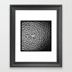Loud. Framed Art Print