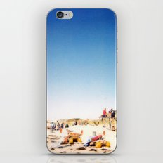 New York Summer at the Beach #1 iPhone & iPod Skin