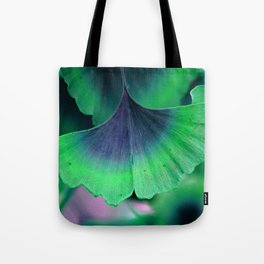 Ginkgo leaf Tote Bag