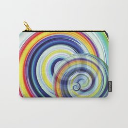 Swirl No. 1 Carry-All Pouch