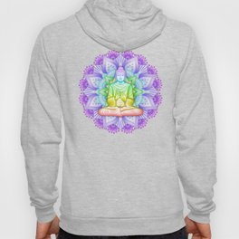 Color Mandala Hoody