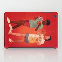 pulp iPad Cases featuring Pulp Fiction by Dave Collinson