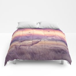 In Search of Solace Comforters