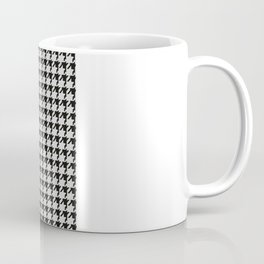 Houndstooth Coffee Mug