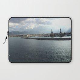 porto di Palermo Laptop Sleeve