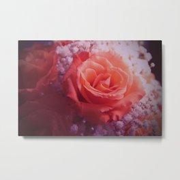 Mystic Flor Metal Print