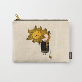 Leo Girl Carry-All Pouch