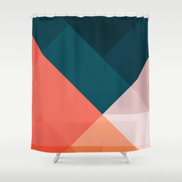 Geometric 1708 Shower Curtain