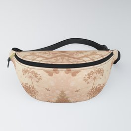 Ode to spring champagne recolor Fanny Pack