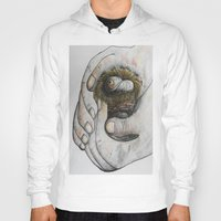 gift card Hoodies featuring God's Greatest Gift by EloiseArt