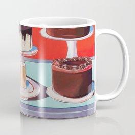 Cake on Display Coffee Mug