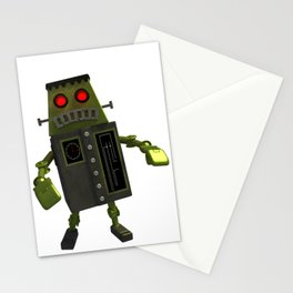 Frankbot Stationery Cards
