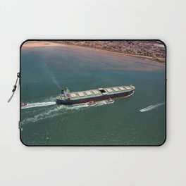 Ore Ship to Port Laptop Sleeve