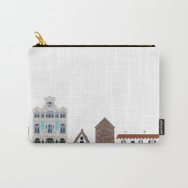 Portugal Carry-All Pouch