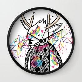 WWWWWWW OF PAUL PIERROT STYLE Wall Clock