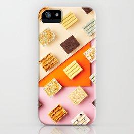 Kit Kats Wallpapper iPhone Case