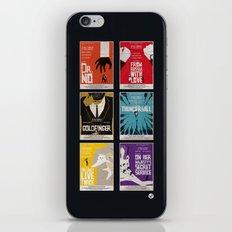Bond #1 iPhone & iPod Skin