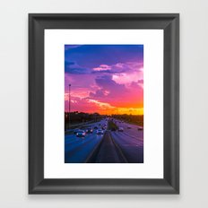 FLAWda(SHERIDAN). Framed Art Print