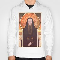 heymonster Hoodies featuring Reverend Mother by heymonster