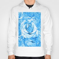 roses Hoodies featuring Roses  by Saundra Myles