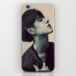 Yugyeom Elf iPhone Skin