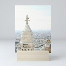 View of Paris from Sacré-Cœur Mini Art Print
